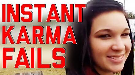 Instant Karma Fails || FailArmy
