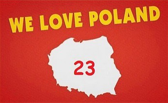 Kochamy Polskę 23 | We Love Poland 23