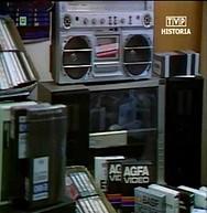 Handel kasetami video i magnetofonowymi