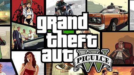 GTA V | Grand Theft Auto ...w pigułce - cz. 8