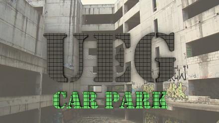 Opuszczony parking Wrocław URBEX
