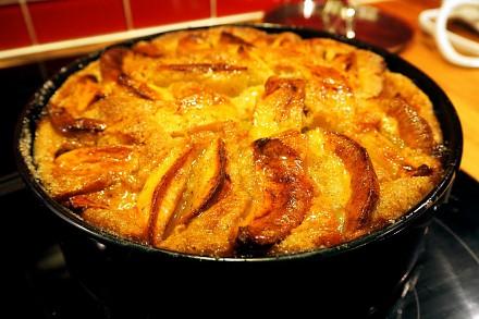 Ciastko jabłkowe pojebane cukrzycą