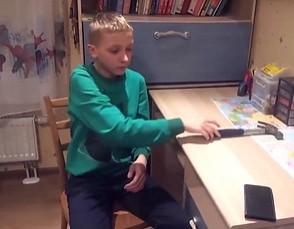 Test pokrowca na telefon