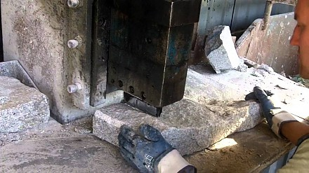 Produkcja kostki brukowej