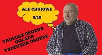 Tadeusz Drozda ogląda Tadeusza Drozdę