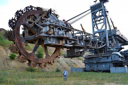 Kompilacja gigantycznych maszyn