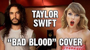 Taylor Swift - Bad Blood Ten Second Songs