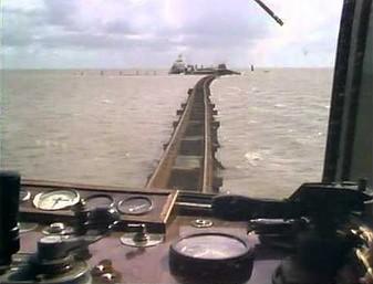 Pociągiem przez Morze Północne