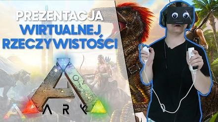 ARK: Survival Evolved - Prezentacja Oculus Rift VR