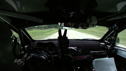 Pokaz naprawdę szybkiej jazdy