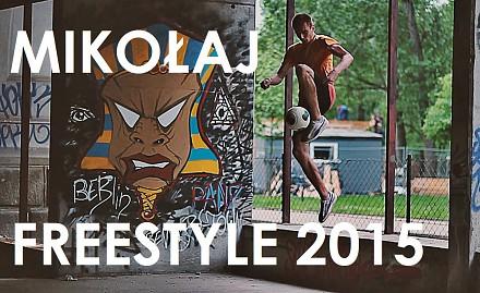 Mikołaj - Freestyle Football Skills 2015