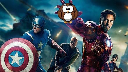Co jest nie tak z Avengers?