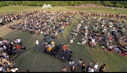 1000 muzyków z prośbą