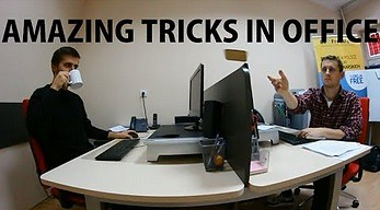 Amazing Tricks 5 - Office edition 2015