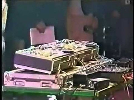 Mix i scratch na magnetofonie szpulowym