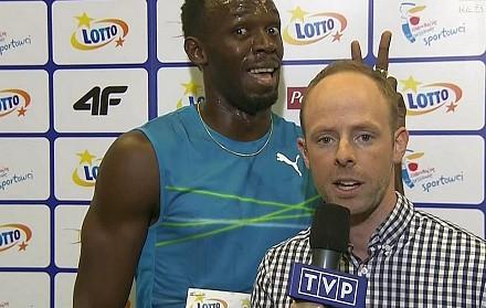 Usain Bolt, czyli mistrz drugiego planu