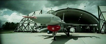 Polscy piloci F-16 w akcji