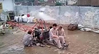 Pakistański śmigłowiec domowej roboty