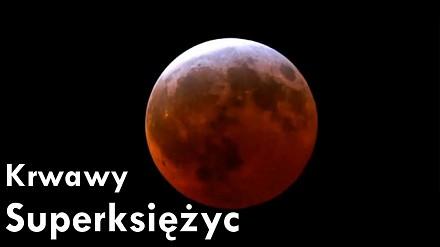 Krwawy Superksiężyc - już w nocy z 27 na 28 września!