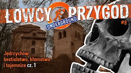 Odkrycie tajemniczych podziemi pod kościołem przez wrocławskich poszukiwaczy przygód