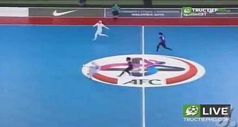 Nasi piłkarze mogli by się od nich uczyć. Zobacz jak zawodniczki z Iranu grają w futsalu