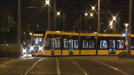 Najdłuższy tramwaj na świecie jeździ w Budapeszcie