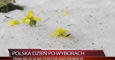PILNE: Polska wstała z kolan