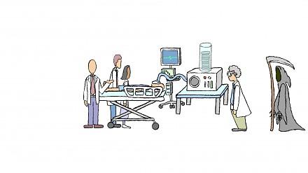Skąd lekarze wiedzą, że jesteś już martwy?