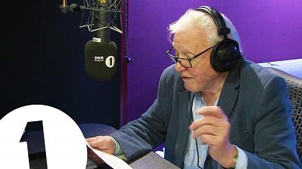 Wprowadzenie Davida Attenborough do utworu Adele
