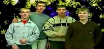 Słynny rosyjski boysband na Nowy Rok