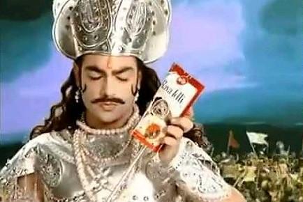 Bollywood pokazuje, jak się powinno robić reklamy