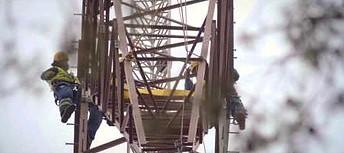 Budowa linii 400 kV Ełk w Łomży