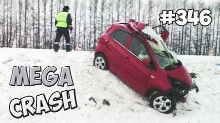 [MEGACRASH] Car Crash Compilation 2015 #346