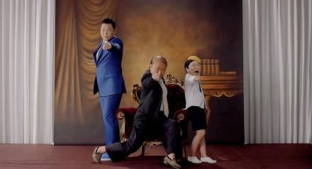 PSY - DADDY (feat. CL of 2NE1) M/V