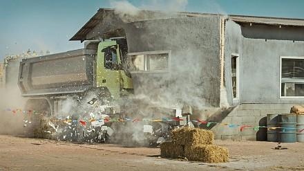 Volvo wie jak robić reklamy - po tej zapomnicie o Van Dammie