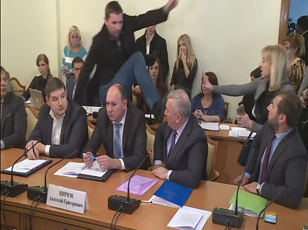 Tak na Ukrainie wyrażamy fakt, że nie zgadzamy się ze zdaniem prokuratora