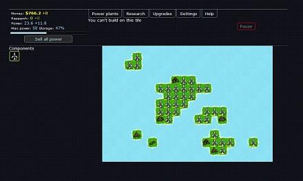 Reactor game