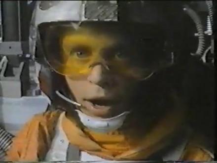 9 minut Imperium Kontratakuje zgrane z pirackiej kasety VHS z 1988 roku