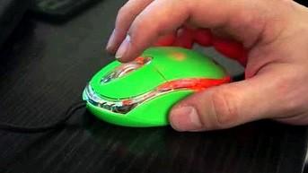 Dodawanie pamięci do myszy komputerowej