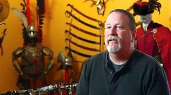Polak mieszkający w USA opowiada o tym jak tworzy zbroje husarskie