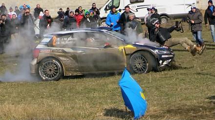 WRC Monte Carlo 2016 - incydenty rajdowe