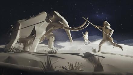 40 tysięcy lat Londynu. Historia miasta opowiedziana animacją z papieru