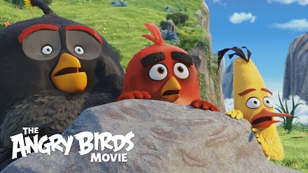 The Angry Birds Movie (zwiastun)