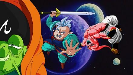 Historia Wszechświata serii Dragon Ball cz. I