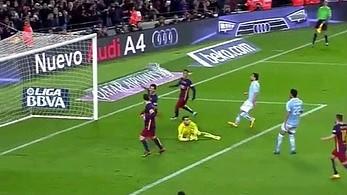 Magia na Camp Nou, czyli rzut karny w wykonaniu najlepszego piłkarza świata