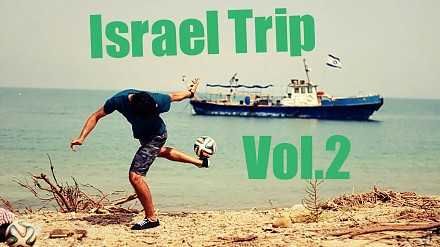 Be Freestyle on tour #3 - Israel trip vol.2