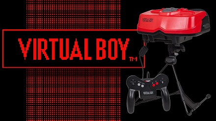 Historia konsoli Virtual Boy - Time Warp