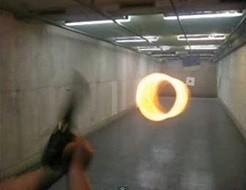 Najmocniejszy pistolet świata w akcji