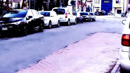 Co zrobić, gdy kończy się asfalt?