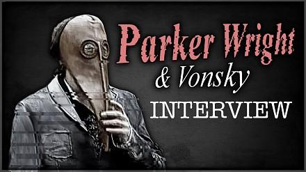 Parker Wright - wywiad z twórcą tajemniczych filmów!